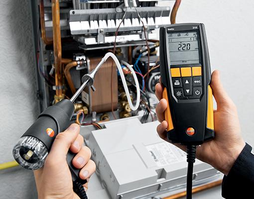 Analyzator-spalin-testo-310-mereni-diferencniho-tlaku