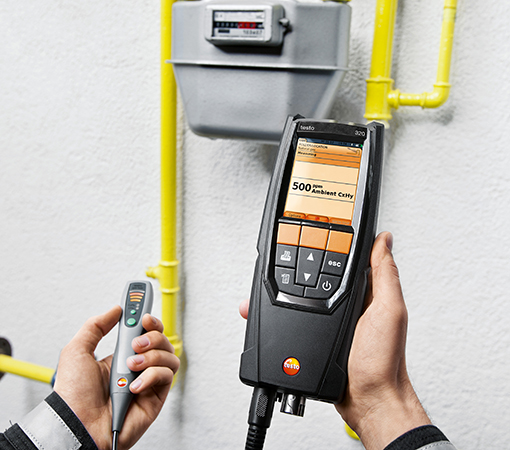 Analyzator-spalin-testo-320-vyhledavani-uniku-plynu